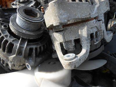Función del alternador de coche