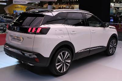 Información sobre el Peugeot 3008