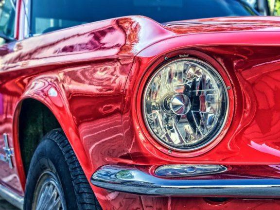 Mustang V8