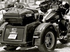 Las mejores motos de tres ruedas